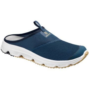Salomon ClogRX SLIDE 4.0 blau