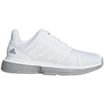 adidas Sneaker LowCourtJam Bounce Schuh - CG6354 weiß