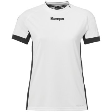 Kempa HandballtrikotsPRIME TRIKOT WOMEN - 2003122 weiß