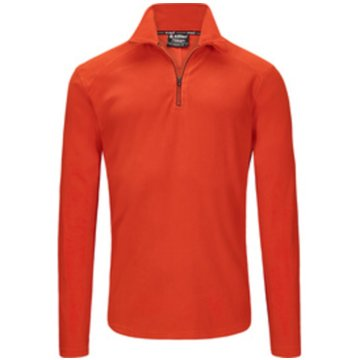 Killtec RollkragenpulloverTHÔNES MN FLEECE SHRT - 3575000 645 orange