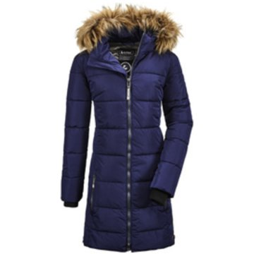Killtec WinterjackenBANTRY GRLS QUILTED CT - 3594100 814 blau