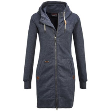 Killtec SweatjackenCUSHY WMN SWEAT PRK A - 3608100 814 blau