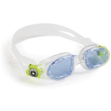 Aqua Sphere SchwimmbrillenMoby Kid getöntes Glas blau