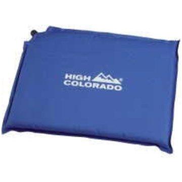 HIGH COLORADO Kissen & Decken blau
