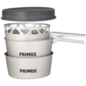 Primus Campinggeschirr silber
