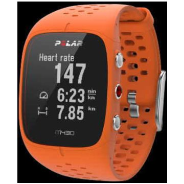 Polar SportuhrenPOLAR M430 ORANGE - 90064410 orange