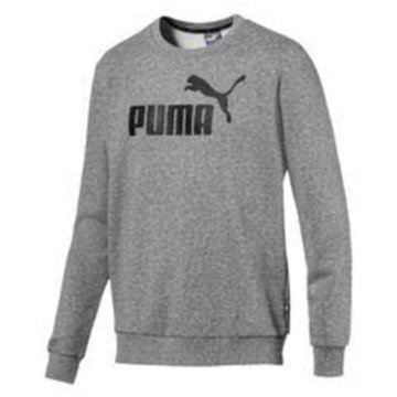 Puma SweatshirtsEssentials Logo Crew Sweat TR Big Logo -
