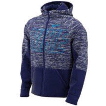 Nike Sweatjacken blau