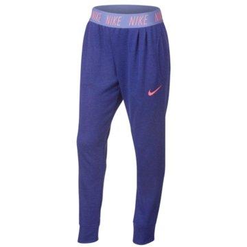 Nike Trainingshosen lila