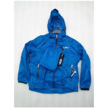 CMP RegenjackenBOY JACKET FIX HOOD - 3X57624 blau