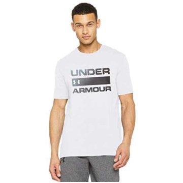 Under Armour T-Shirts TEAM ISSUE WORDMARK KURZARM-OBERTEIL - 1329582 -