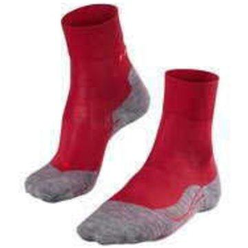 Falke Hohe Socken rot