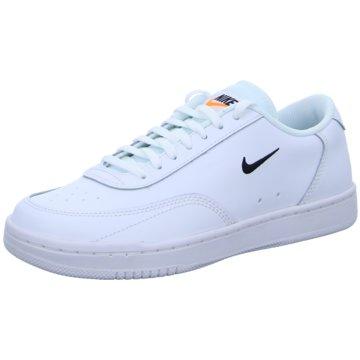 Nike Sneaker LowCourt Vintage Women weiß