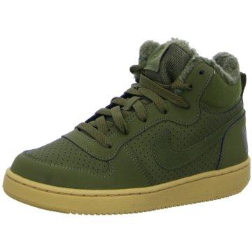 Nike Sneaker High oliv