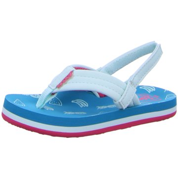 Reef Sandale blau
