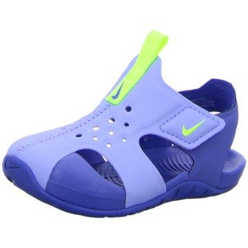 Nike Offene Schuhe blau