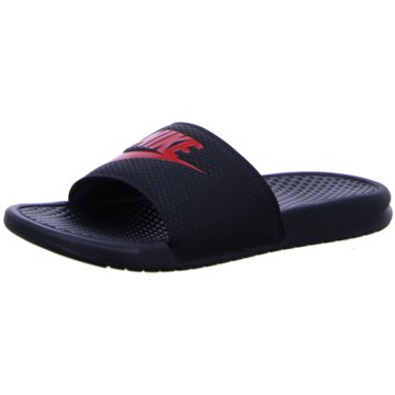 Nike Pool SlidesNike Benassi JDI Men's Slide - 343880-060 schwarz