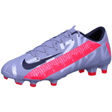 Nike Nocken-SohleNike Mercurial Vapor 13 Academy MG Multi-Ground Soccer Cleat - AT5269-906 grau