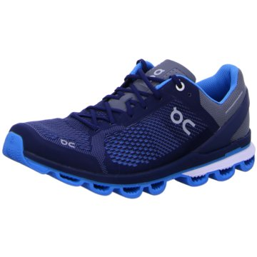 ON RunningCLOUDSURFER blau