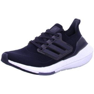 adidas Trainings- & HallenschuhULTRABOOST 21 W - FY0402 schwarz