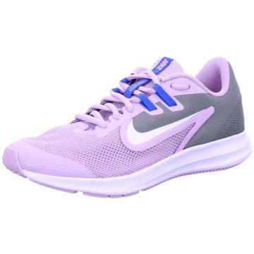Nike Sneaker LowNike Downshifter 9 - AR4135-510 lila