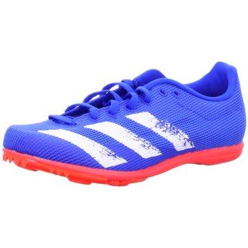 adidas Spikes blau