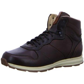 Meindl Sneaker High braun