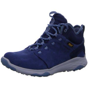 Teva Outdoor Schuh blau