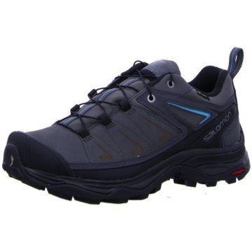 Salomon TrekkingschuheX Ultra 3 LTR GORE-TEX Walkingschuhe grau