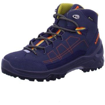LOWA Wander- & BergschuhAPPROACH GTX MID JUNIOR - 350122 blau