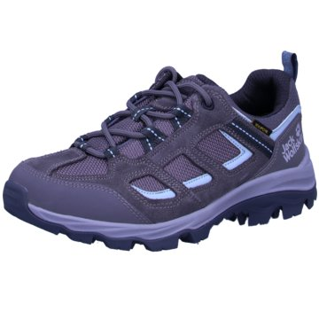 JACK WOLFSKIN Outdoor SchuhVOJO 3 TEXAPORE LOW W - 4042451 blau