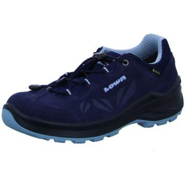 LOWA Wander- & BergschuhMARIE II GTX LO - 650151 blau