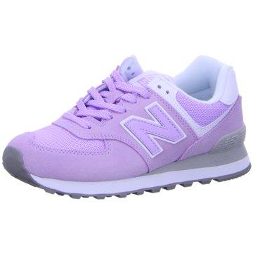 New Balance Sneaker Low lila