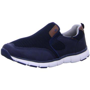 Lico Komfort Slipper blau