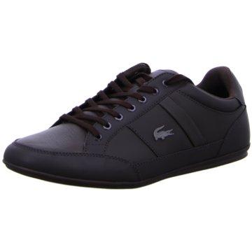 Lacoste Sneaker Low braun