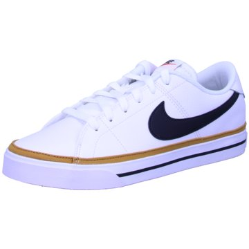 Nike Street LookCOURT LEGACY - CU4150-102 weiß