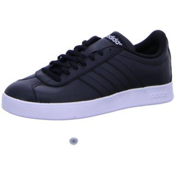 adidas Sneaker LowVL COURT 2.0 - B42315 schwarz