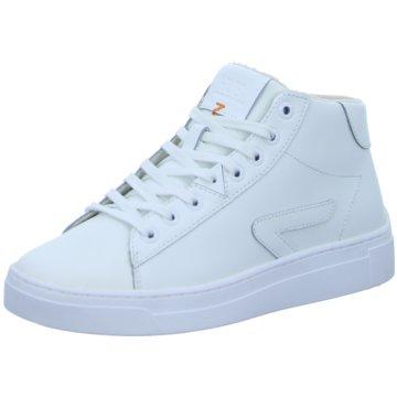 Hub Sneaker High weiß