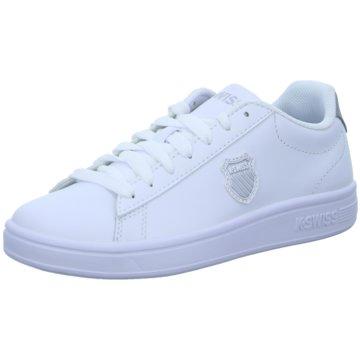 K-Swiss Sneaker Low weiß