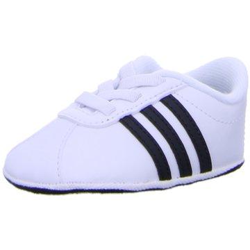 adidas Core Sneaker Low weiß