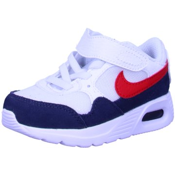 Nike Sneaker LowAIR MAX SC - CZ5361-103 weiß