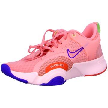 Nike TrainingsschuheSUPERREP GO 2 - CZ0612-646 lachs