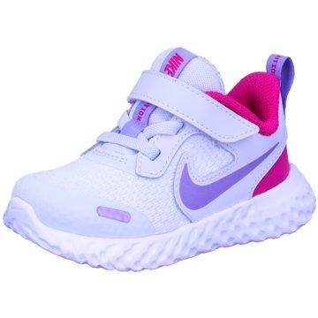 Nike Sneaker LowREVOLUTION 5 - BQ5673-018 grau