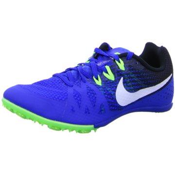 Nike Spikes blau