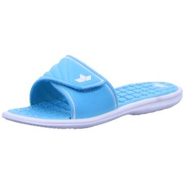 Geka Badelatsche blau