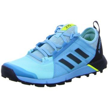 adidas TrailrunningTerrex Agravic Speed Women blau