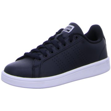 adidas Sneaker LowCloudfoam Advantage Clean Women schwarz