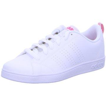 adidas Sneaker LowVS Advantage Clean Schuh - BB9976 weiß