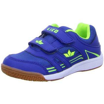Lico Trainings- und HallenschuhSportschuhe blau
