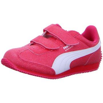 Puma Kleinkinder Mädchen pink